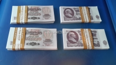 """Сувенирная пачка денег """"25 рублей"""""""