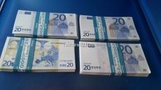 "Сувенирные деньги ""20Euro"""