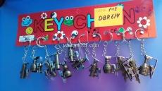 """Брелок для ключей """"Оружие"""""""