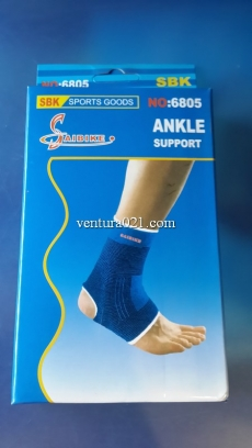 Эластичная повязка на ногу