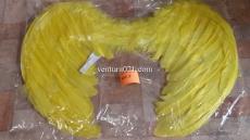 Крылья ангела жёлтые