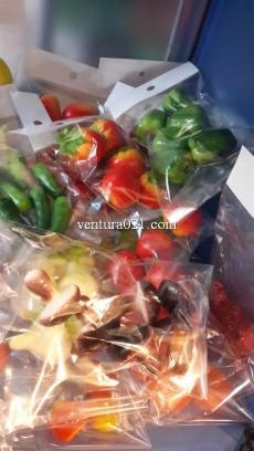 Набор овощей о фруктов (6 штук)