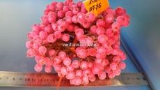 Ягода сахарная розовая на проволоке