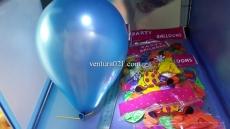 Набор надувных шариков (25 штук)