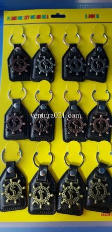 Брелок для ключей со штурвалом