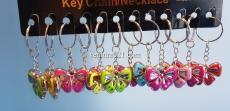 Брелок для ключей в виде красивого бантика