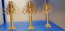 Сувенир из дерева 3D