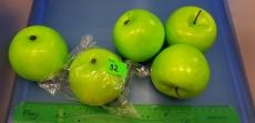 """Фрукты большие """"Яблоко  зелёное"""""""
