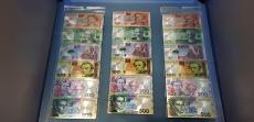 Магнит на холодильник в виде банкноты гривны